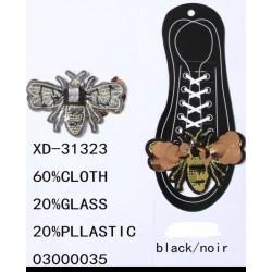 Accessoires sur des chaussures