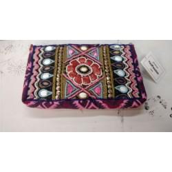 Handtas met de hand gemaakt india